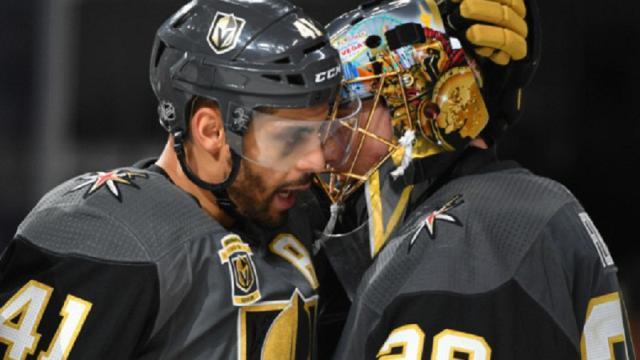NHL: Caps ganan a los Golden Knights y la serie se pone 3-1