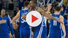 Basket-NBA : Kevin Durant et Golden State tout proche du titre de Champions