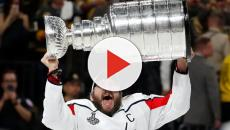 Capitals win the NHL Stanley Cup for the first time