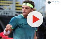 Tennis, Roland Garros: termina in semifinale il sogno di Cecchinato