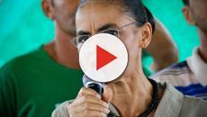 Marina Silva contrapõe Jair Bolsonaro, embora critique ataques diretos