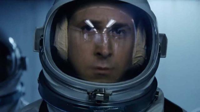 'First Man' biopic of Neil Armstrong stars Ryan Gosling