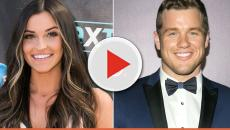 Tia Booth's relationship with Colton Underwood didn't last for long