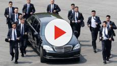 Video: Donald Trump and Kim Jong-un arrive in Singapore