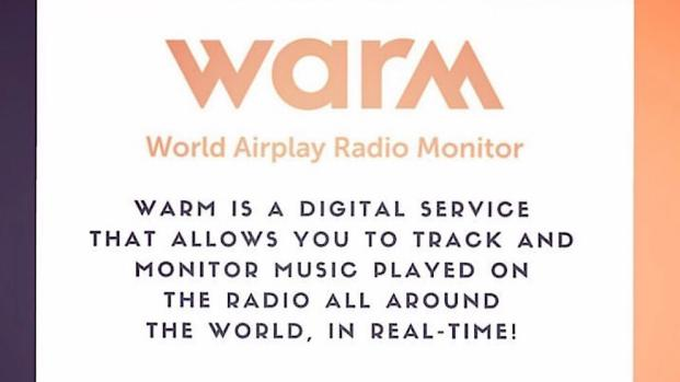 WARM radio monitoring service in photos