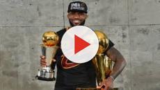 VIDEO: LeBron James estaría bajo la lupa de varios equipos de la NBA