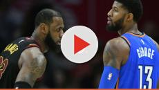 The Cavs want a LeBron James and Paul George team-up