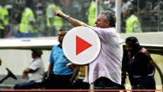 Fluminense termina preparação para enfrentar o Santos
