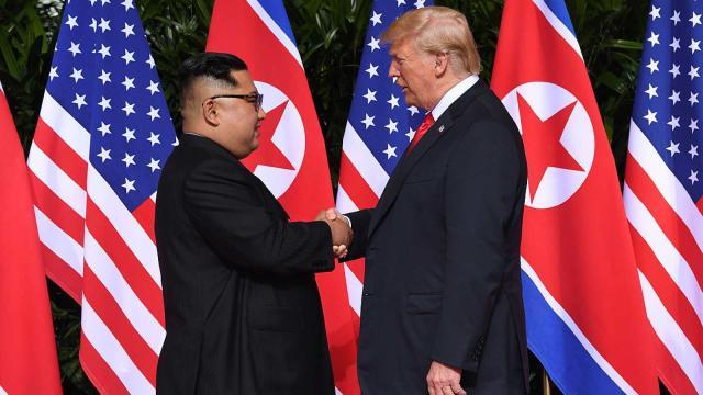 VÍDEO: La cumbre entre Donald Trump y Kim Jong Un fue un éxito