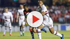 São Paulo vence e sobe no Brasileirão