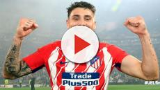 VIDEO: José María Giménez renueva con el Atlético de Madrid hasta 2023