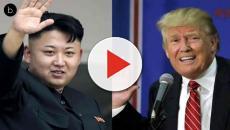 Donald Trump projette un film à Kim Jong-un