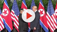 North Korea commits to denuclearization at summit, Trump says