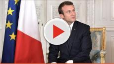 Emmanuel Macron : le nouveau service d'assiette à 50 ou 500 milles euros ?