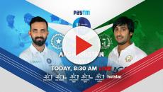 India vs Afghanistan first Test: Star Sports live cricket streaming info
