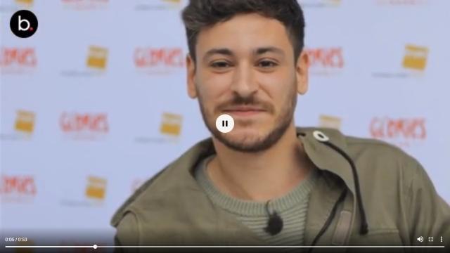 Cepeda pide a los medios centrarse en su música y no en su relación con Aitana