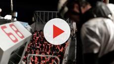 VÌDEO: El 'Aquarius' y dos barcos italianos van rumbo a Valencia