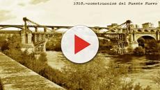 Ourense festeja el centenario de su Puente Nuevo