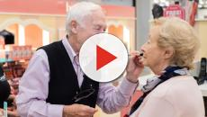 Homem apreende a maquiar esposa que ficará cega