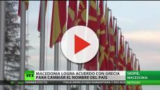 El acuerdo entre Grecia y Macedonia sobre el nombre de la ex republica Yugoslava