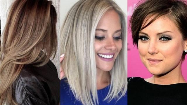 Nuovi tagli di capelli medi  look estate 2018 5e5fa390d40b