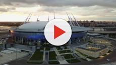 El estadio de San Petersburgo esta listo para el Mundial