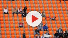 VÍDEO: Escasa asistencia al segundo partido del Mundial 2018