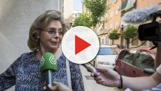 El día de hoy hallan muerta María José Alcón