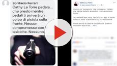 Cathy La Torre minacciata di morte su Facebook da un certo Bonifacio Ferrari