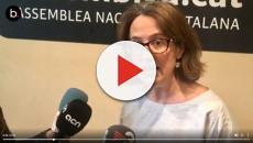 Paluzie, la presidenta de la ANC ve como única negociación un referéndum