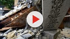 VIDEO: JAPÓN: fuerte sismo en la ciudad de Osaka