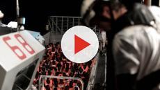 VÍDEO: Los inmigrantes del barco Aquarius llegan a Valencia para pedir asilo