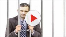 VIDEO: Iñaki Urdangarin ya ingresó a la prisión de Brieva