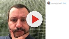 ONG tedesca dà del fascita a Salvini, ma lui replica anche con ironia