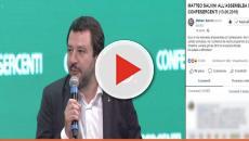 Matteo Salvini non molla 'La pacchia è finita': prossimo viaggio in Libia