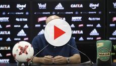 Bandeira de Mello, presidente do Flamengo, diz que aceitaria ser vice de Marina
