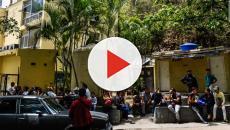 VÍDEO: Una bamba lagrimogena ovacionado la muertes de 17 personas en Caracas