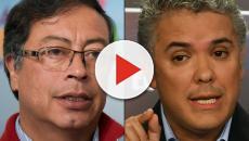 VÍDEO: En Colombia Iván Duque y Gustavo Petro en elecciones presidenciales