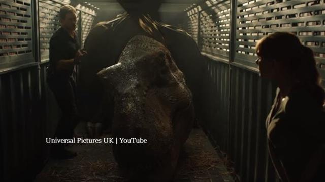 'Jurassic World: Fallen Kingdom' box-office figures are looking good overseas