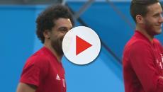 Salah vai encarar a Rússia nesta segunda