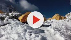 VÍDEO: Desinterés ecológico en el Everest rodeado de basura