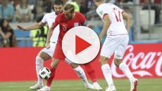 Inglaterra vence a Túnez con gol de Kane en el minuto final