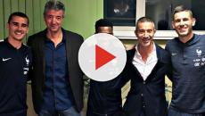 Vídeo: El Atlético renueva a Griezamann y a Lucas Hernandez