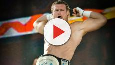 WWE star Dolph Ziggler takes Seth Rollins' Intercontinental Championship