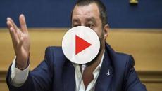 Migranti, Salvini accusato di essere fascista risponde: 'Pacchia stra-finita'