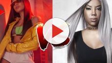 Ludmilla confirma mal-estar com Anitta, mas diz que já está tudo bem