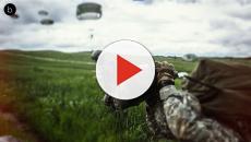La Brigada Paracaidista entrena en conjunto con los Airborne de EEUU
