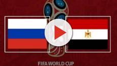Rússia x Egito: três canais fazem a transmissão do jogo