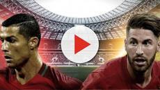Portugal e Espanha protagonizaram partida épica em Sochi, vídeo