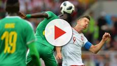 Polonia es derrotada por Senegal 2-1
